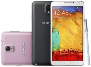 Ed ecco il Samsung Note 3