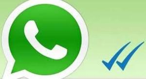 whatsapp blu